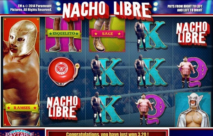 Nacho Libre Slot Overview for You
